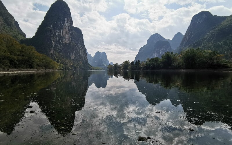 Guilin Weather in October
