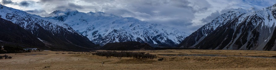 mulan filming location;Mount Cook, New Zealand
