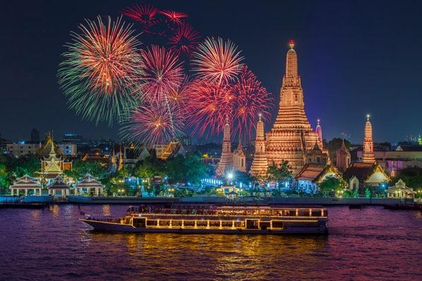 Thailand trains on Holidays