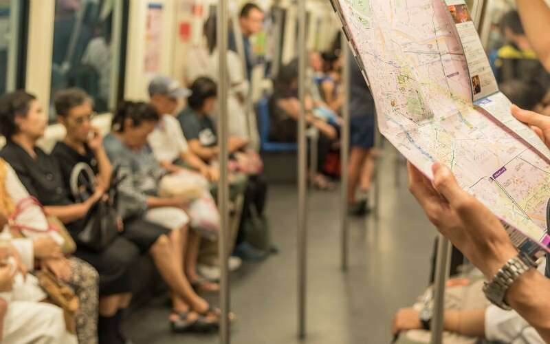 Guangzhou Subway Line Four