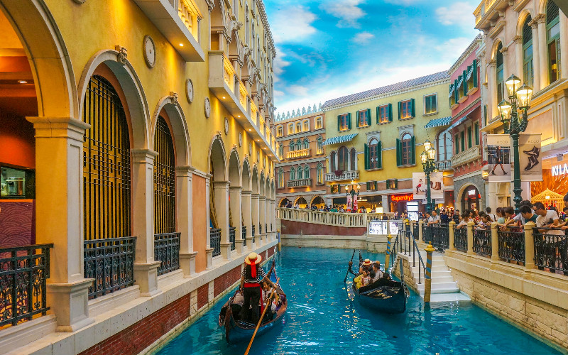 Things to Do With Kids in Macau