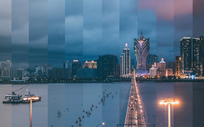 Macau Maps