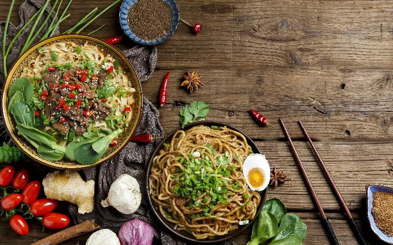 Tianjin Muslim Restaurants