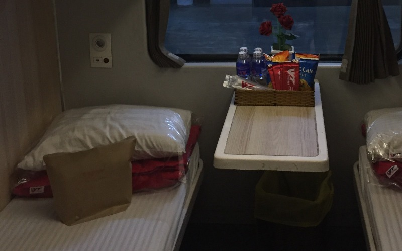 Kunming/Hekou to Vietnam Train
