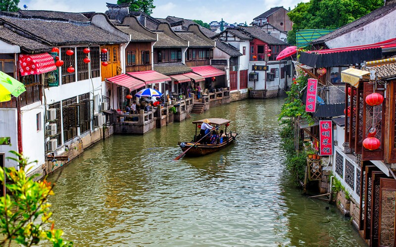 Shanghai's Top 7 Attractions for Autumn Outings
