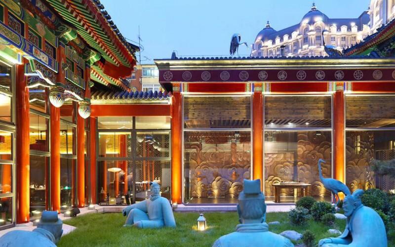 Best Outdoor Dining and Drinking in Beijing