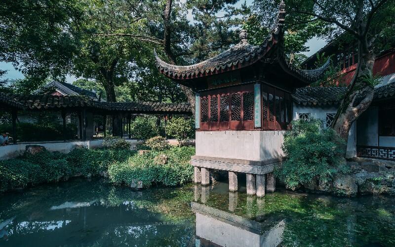 Humble Administrator's Garden — Suzhou's Largest Garden