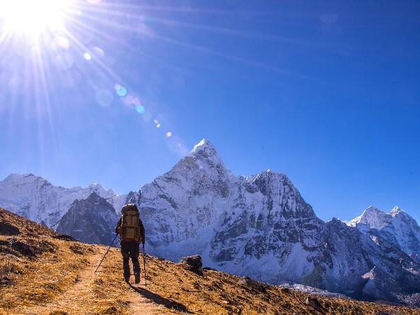 Everest Base Camp Trek ——a Top Tibet Trekking Trip