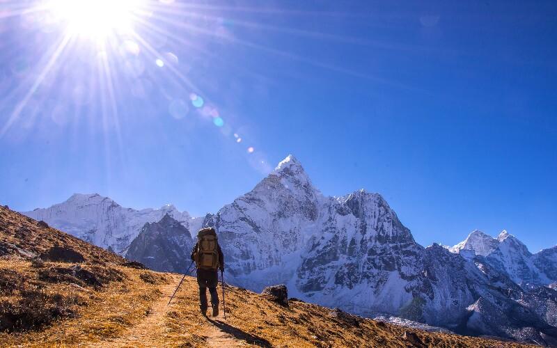 Everest Base Camp Trek — a Top Tibet Trekking Trip