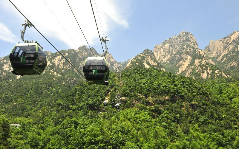 Huangshan Weather in March