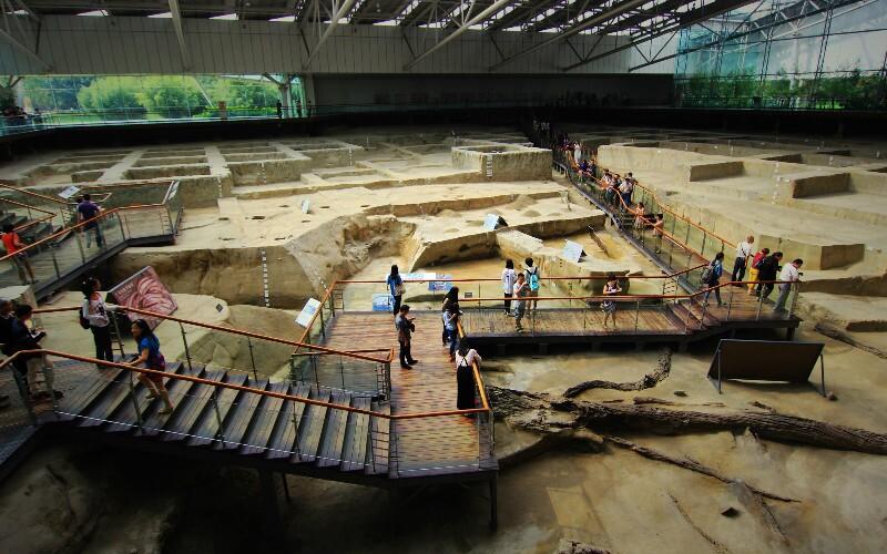 Jinsha Ruin
