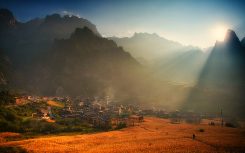 Top Places to Visit in July in China