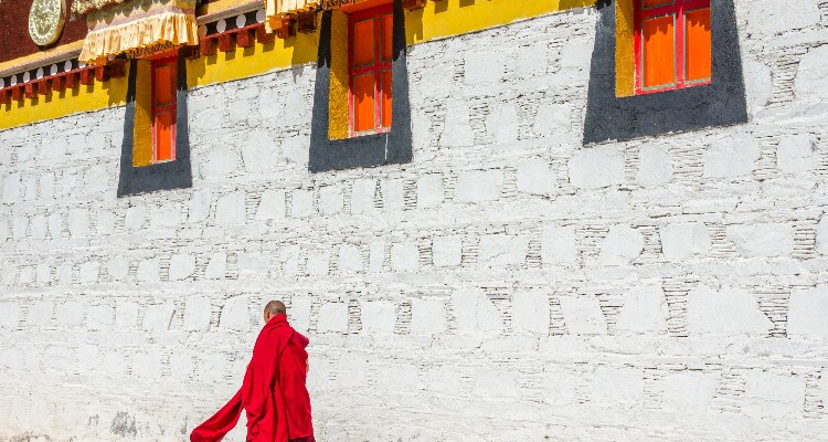 Setri Monastery in Langmusi