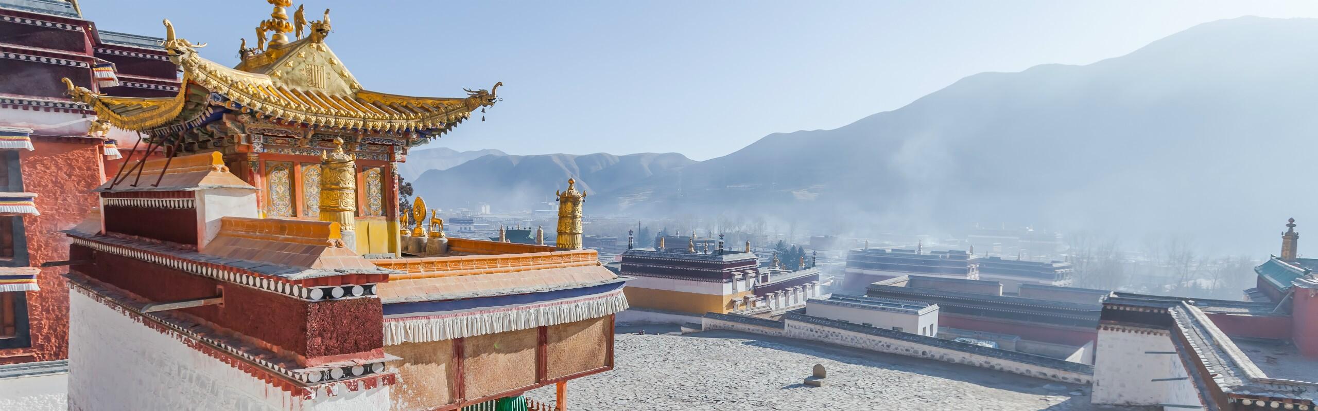 6 Days Xiahe, Langmusi and Zhagana Tour