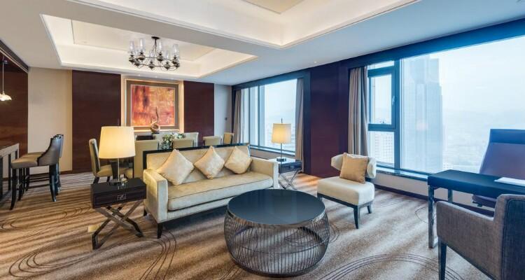 Holiday Inn Lanzhou Hotel