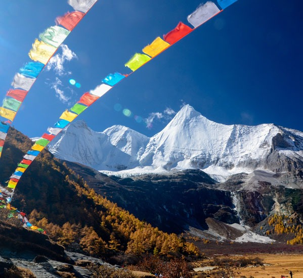 5-Day Daocheng and Yading Tour