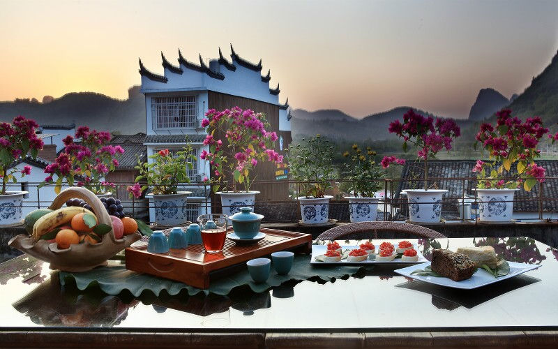 Learning Chinese - Accommodation