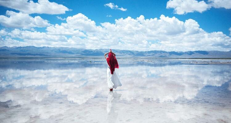 Beautiful Chaka Lake