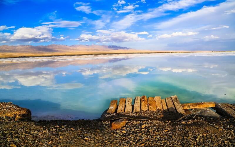 Chaerhan Salt Lake
