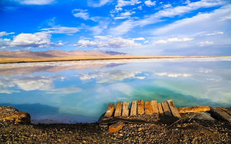 The Qinghai-Tibet Plateau