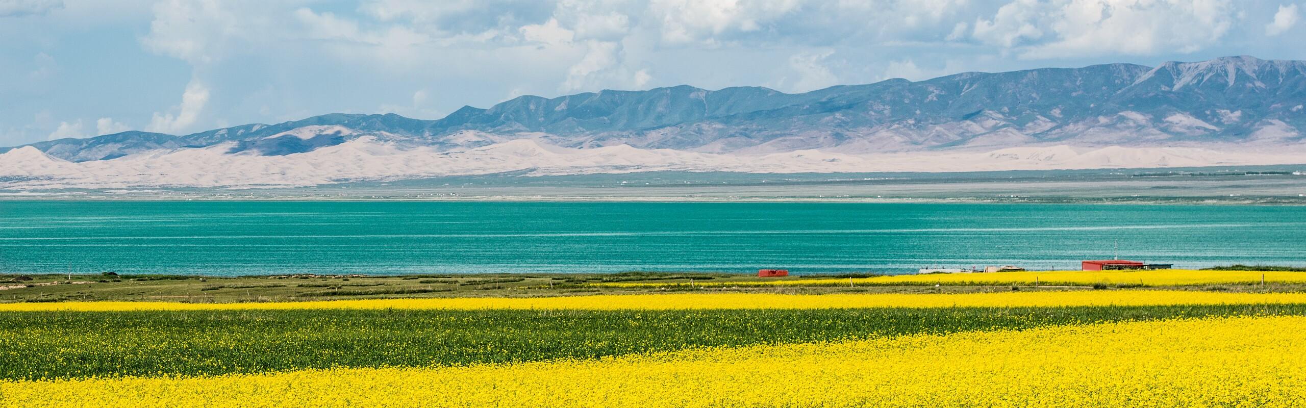8 Days Qinghai Lake, Zhangye, and Dunhuang Tour
