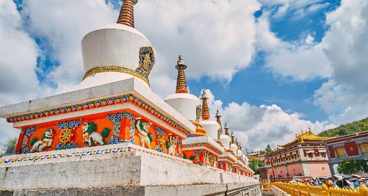 Qinghai Ta'er Monastery