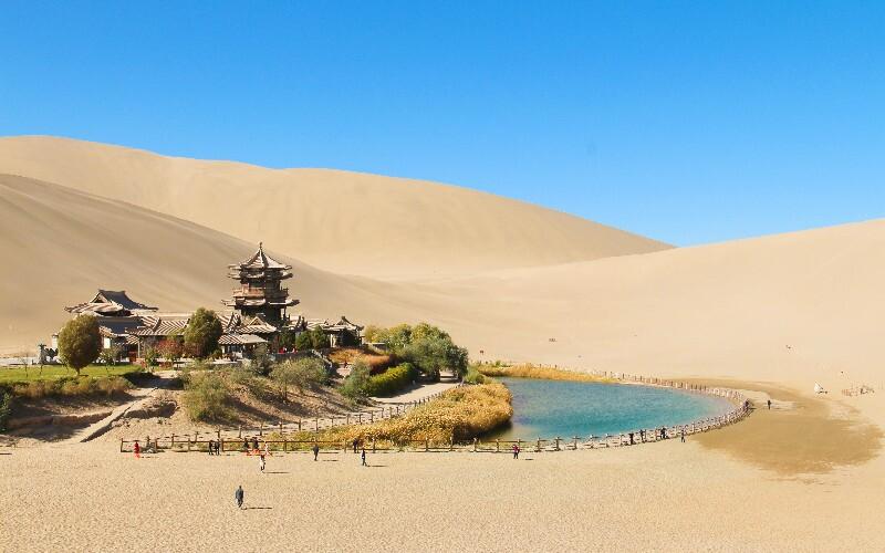 Dunhuang Maps