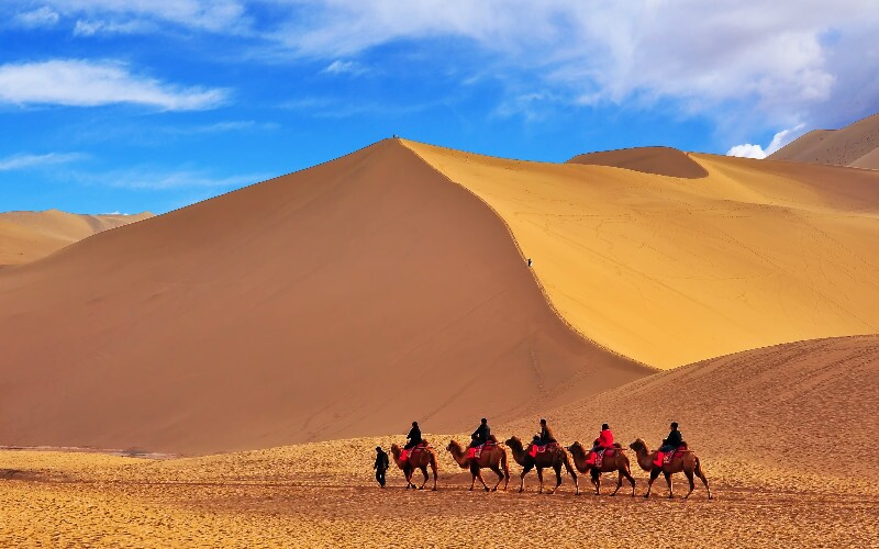 Dunhuang Weather — Best Times to Travel