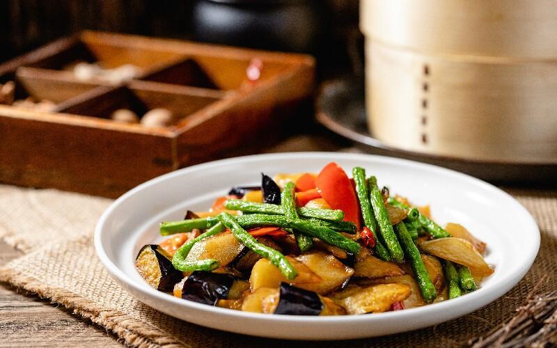 Changsha Vegetarian Restaurants