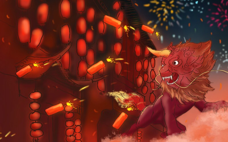 The Origin and History of Chinese New Year