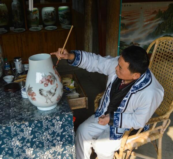 3-Day Jingdezhen Porcelain Tour
