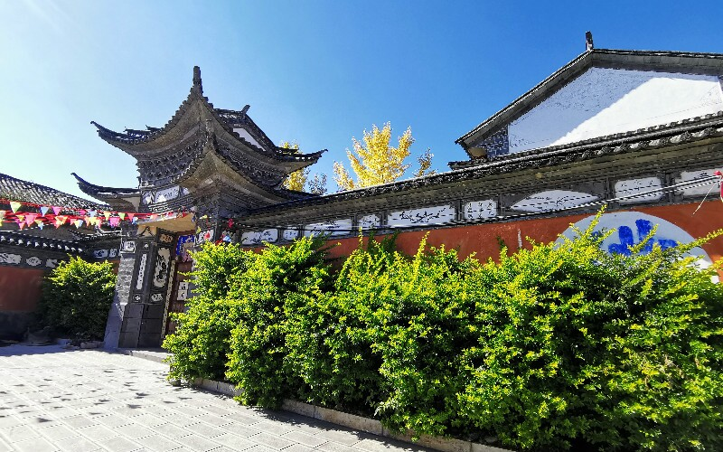 Zhoucheng: The Best Original Bai Village for a Visit