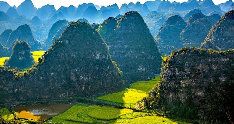 Wanfenglin in Guizhou