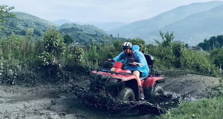 ATV Experience in Dali