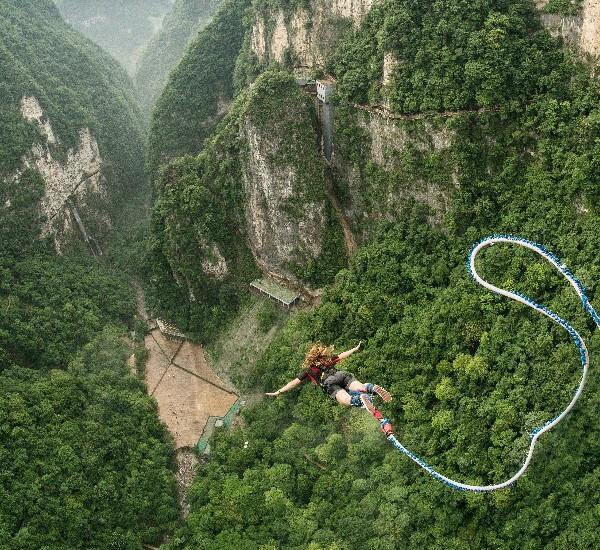5-Day Zhangjiajie Hiking and Biking Tour