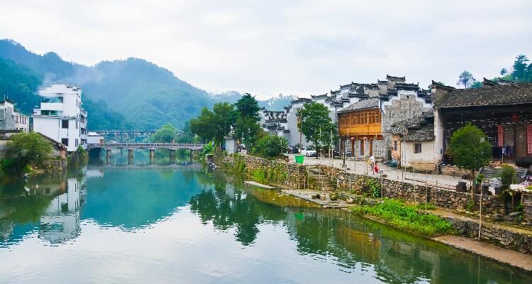Jingdezhen Yaoli Ancient Town