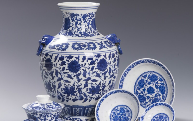 Chinese Blue and White Porcelain - the Best-Known China