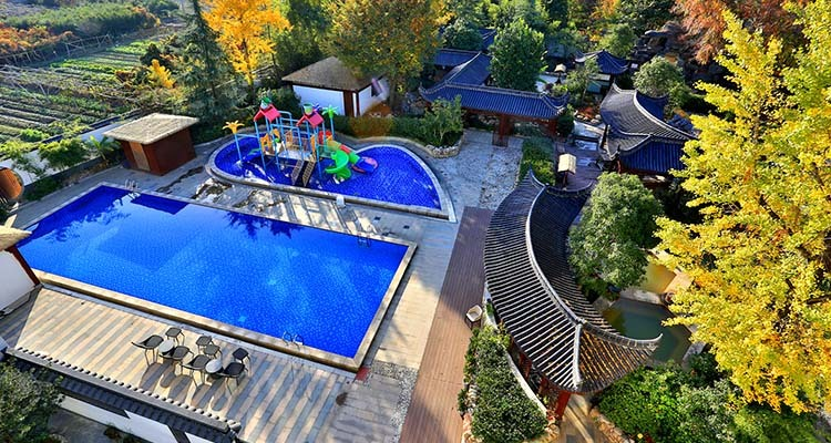Tuankou Hot Spring Hotel