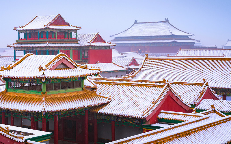 Famous Ancient Chinese Buildings Ancient Architechture Examples In China