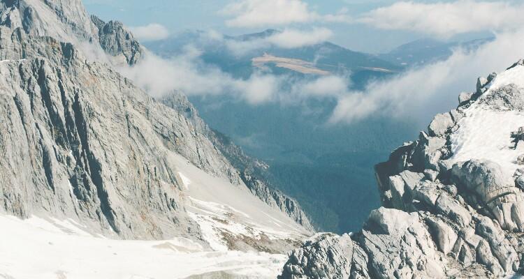 The Jade Dragon Snow Mountains