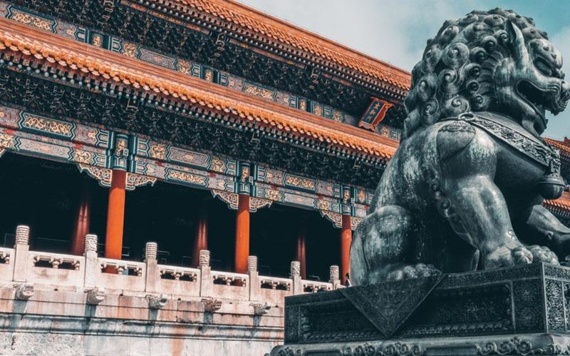 Palace of Heavenly Purity(Qianqing Gong)