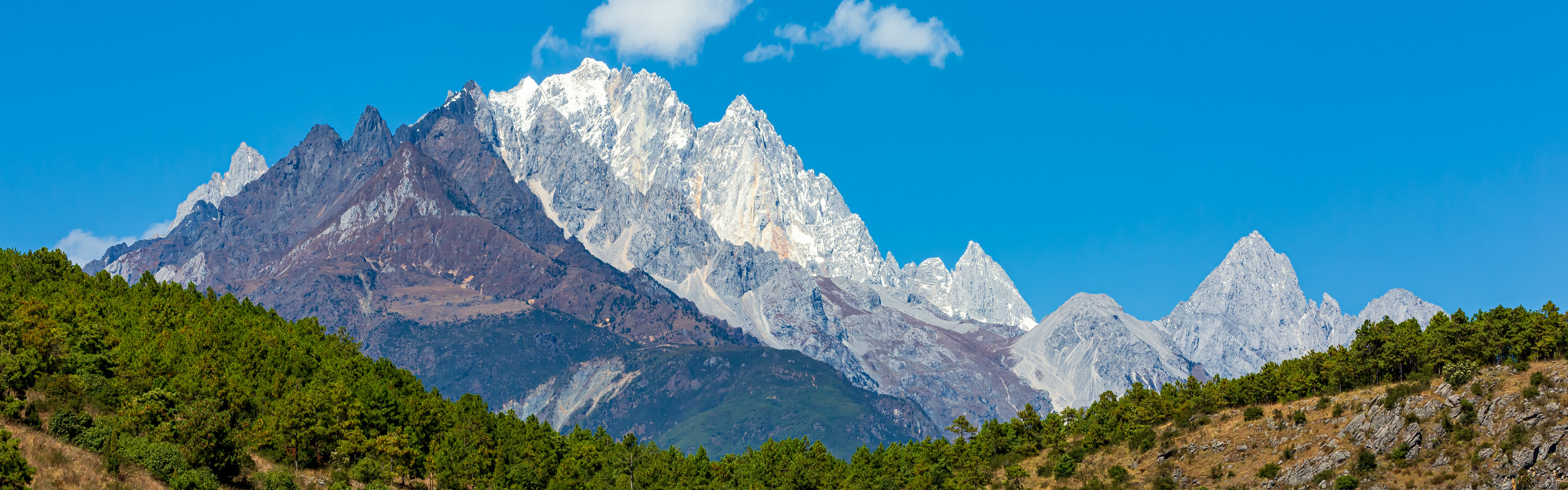 1-Day Jade Dragon Snow Mountain Hiking Tour