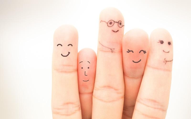 Finger Reading  — What Fingers Tell Us