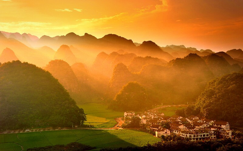 Guizhou Weather & Climate (Best Time to Visit)