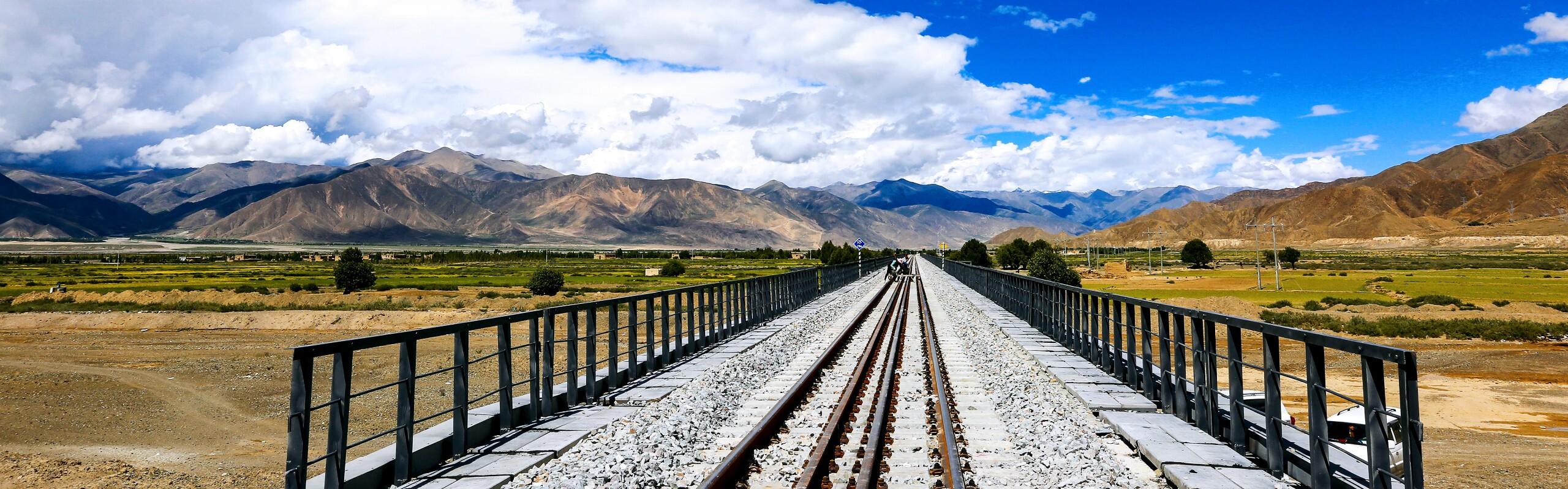 Tibet by Rail