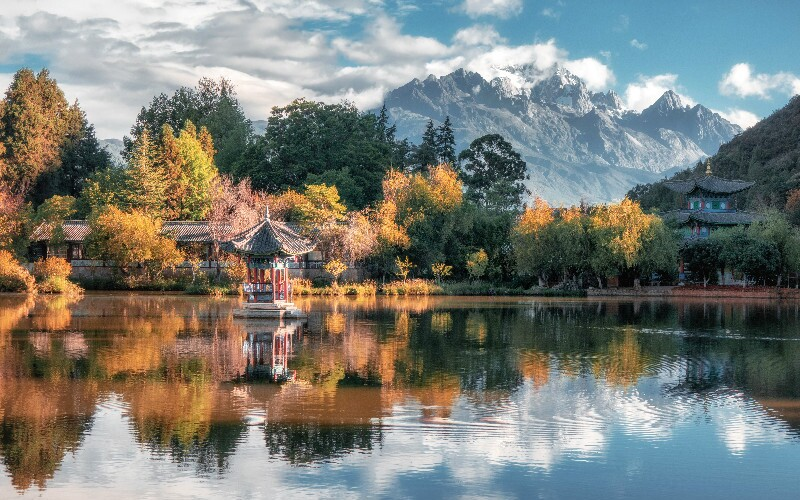 Lijiang Weather in October