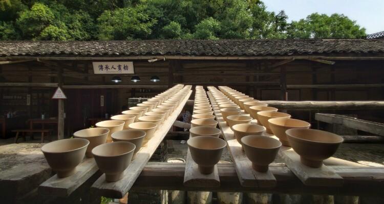 Jingdezhen Ancient Kiln Folk Custom Expo area