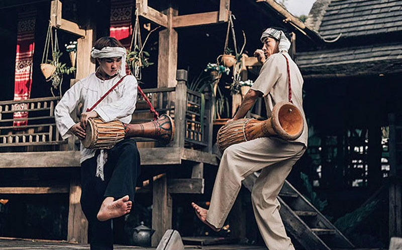 The Dai (Tai) Minority of China