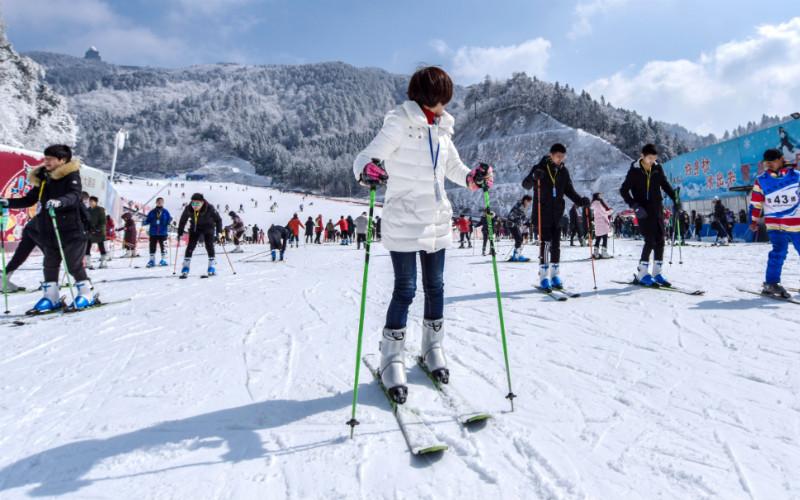 Beijing Shijinglong Ski Resort