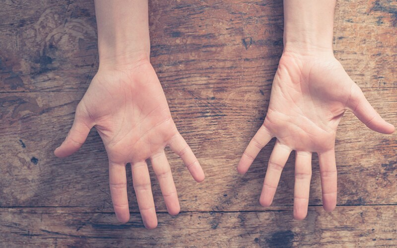 Wrinkles in the Palm: Good or Bad?